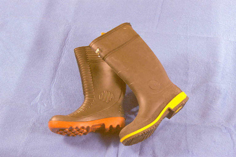Chemical Resistant Boots