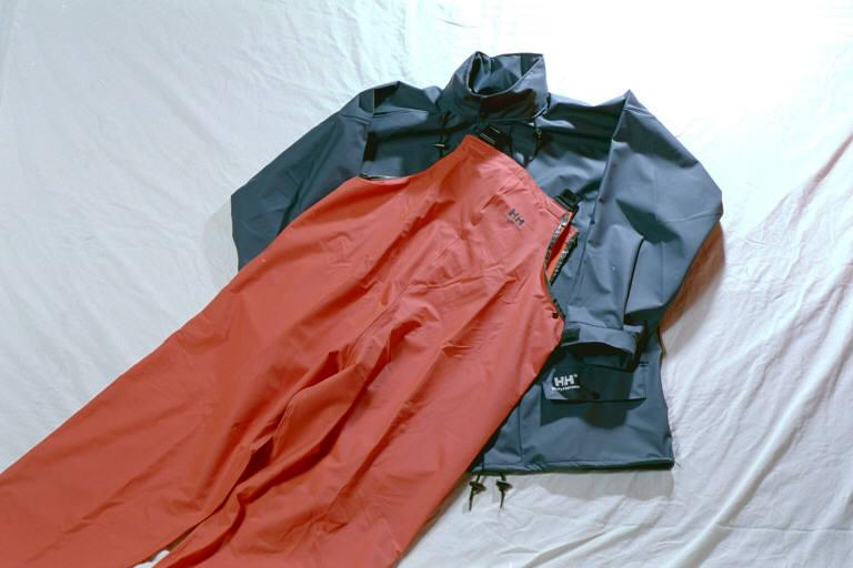 Helly Hansen Impertech Rain Gear